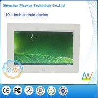 1024*600 high Resolution android 10 inch wifi photo frame digital