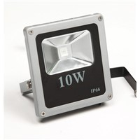 10W LED flood light slim body low price with CE quality