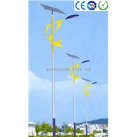 15-120W LED super bright solar street light garden light