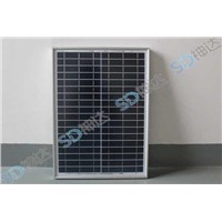 18Watt Hight Efficiency PV Module ( Solar Panel)