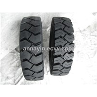 18*7-8 solid forklift tires