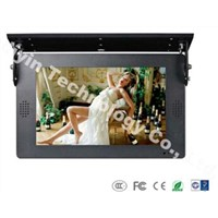"19"" LCD Monitor USB Media Player For Advertising/Advertising Media Player"
