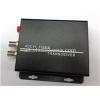 1/2/4 Channel HDCVI Fiber Transceiver