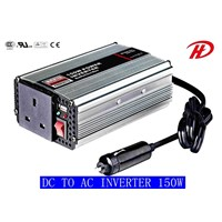 200W DC AC Car Power Inverter