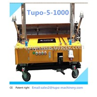 2014 hot selling Tupo 5-1000 original inventor for cement plastering machine