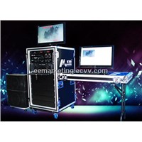 2014 New Karaoke Machine Portable Home Theater Mtv Karaoke System Audio & Video Record Same Time