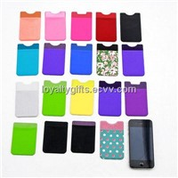 2014 newest mobile phone accessories Microfiber cellphone earphone holder