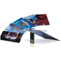 2015 hot sell Credit card cheap usb flash drive wholesale