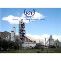 2500 T/D Dry Process Cement production line