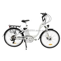 26 CF-TDF01Z Electric City Bike
