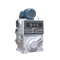2H-80DV Rotary piston vacuum pump for molecular distillation