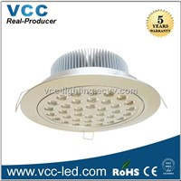 36w led downlight 200mm hole size