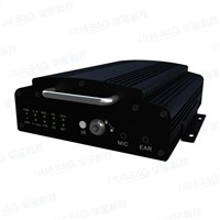 4 CH mini digital mobile recorder with Hard disk car DVR