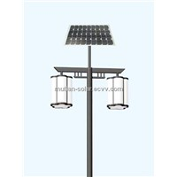 4m 30w Led light garden solar spot lights