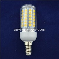 5050 7w 220v 110v 12v led corn light with CE ROHS