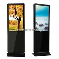 55inch Outdoor Touch Screen e-Poster,Advertising Touch Kiosk Information / Lobby Kiosk CE,ROHS,FCC