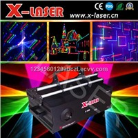 5 W RGB full color Animation laser light with SD+Animation fireworks+Beam