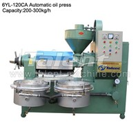 6YL-120CA automatic soybean oil press machine