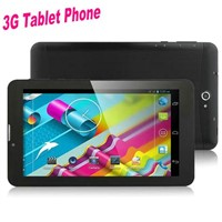 7 inch Android 4.2 built in 3G tablet phone Dual core Dual sim card wifi 3g gps phone call Tablet pc