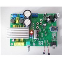 80W bluetooth HIFI amplifier support APTX