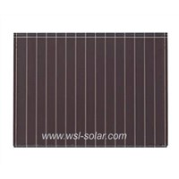 8V 8mA outdoor Amorphous Solar Cell