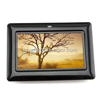 "8.0 "" HD LCD digital photo picture frame album MP3 MP4 SD/MMC card"