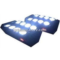 8 PCS 10W Single White Lumiengin LED Spider Light