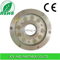 9w LED Dry Fountain Light, 9w LED Land Fountain Light, 9w LED Square Fountain Light (Jp-94291)