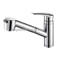 2015 Hot Sales ABS Single Handle Kitchen Mixer Tap KF-2601