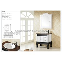 ABS plastic bathroom cabinet