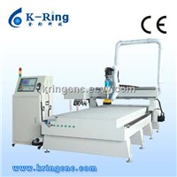 ATC CNC machine woodworking KR1325A