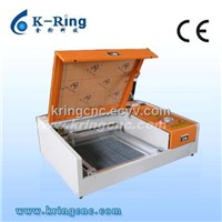 Acrylic, plastic Small Laser Engraving Machine KR400