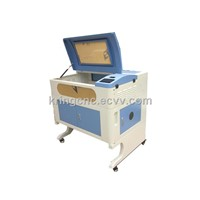 Acrylic wood co2 laser equipment KR640