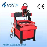 Advertising, wood Economical cnc machine KR6090