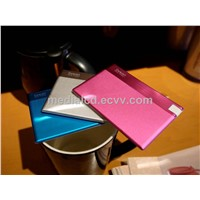 AiL 2014 Ultrathin Credit Card Power Bank