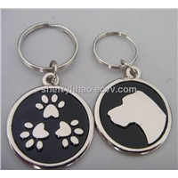 Aluminum Dog Tag, Metal Dog Tag, Pet ID,Tag, Military Necklace