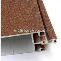 Aluminum Profiles for Doors and Windows Frames