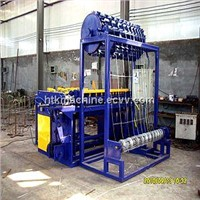 Automatic Hinge Joint Field Fence Machine (Factory)