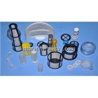 Automotive Plastic Molded Filters