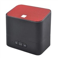 Bass Rechargeable Stereo Mini Bluetooth Speaker with Built-in Microphone