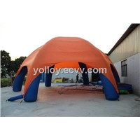 Bespoke Spider Inflatable Tent Waterproof Oxford Cloth Dome Tent for Activities