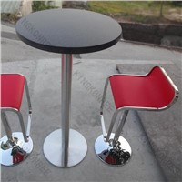 solid surface table top high table for bars