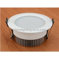 Best sell 6063aluminum 2.5inch size 90mm 4w round recessed downlight led  with CE and RoHS
