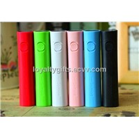 Best selling for mini Power bank 2600mah Promotion power bank