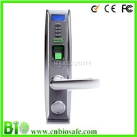 Optional RFID Card Biometric Electronic Fingerprint  Door Lock  LA401