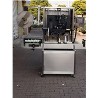 Bottleneck shrink Sleeve Label machine