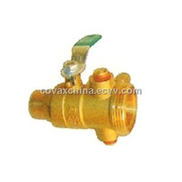 Brass ball valve/Valve parts/Hydraulic Hose Fitting/OEM brass valve/Hose connector