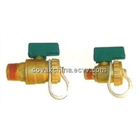 Brass valve/Valve parts/Brass hydraulic hose fitting/Hose connector/Garden Hose Fitting