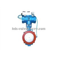 Butterfly Valve Special for Powder