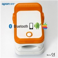 CE Approved Blood Oxygen Monitor Bluetooth Finger Pulse Oximeter